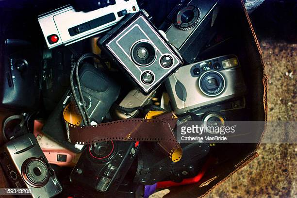 where cameras go to die - catherine macbride stock pictures, royalty-free photos & images