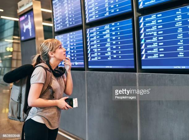 Where is my flight?