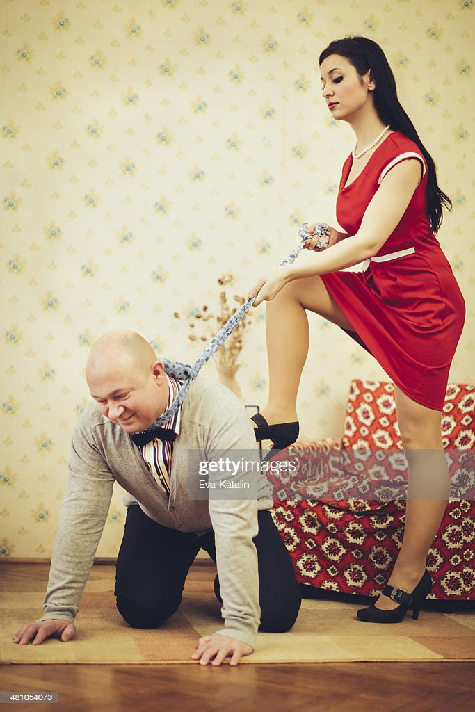 Women Trampling Men