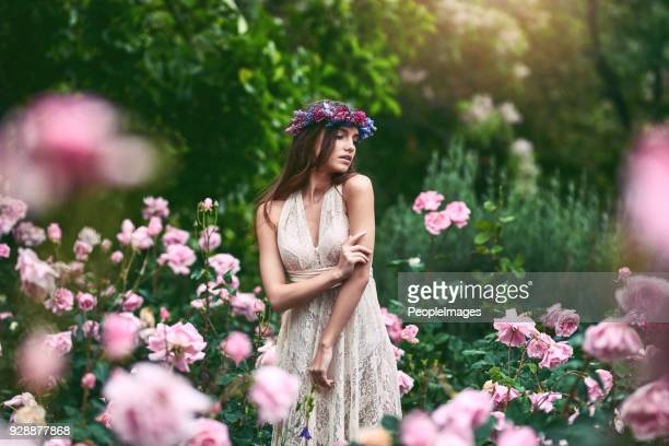 where she feels most alive - roman goddess stock pictures, royalty-free photos & images