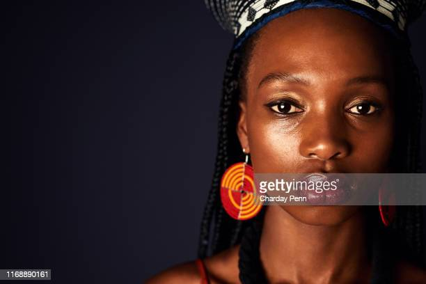 where there is culture there is beauty - zulu women stock pictures, royalty-free photos & images