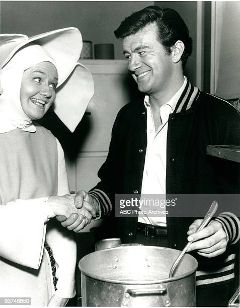 NUN Where There's a Will Season One 3/14/68 When Sister Bertrille is willed boxer/wrestler Mike from her deceased uncle trouble happened for Sister...