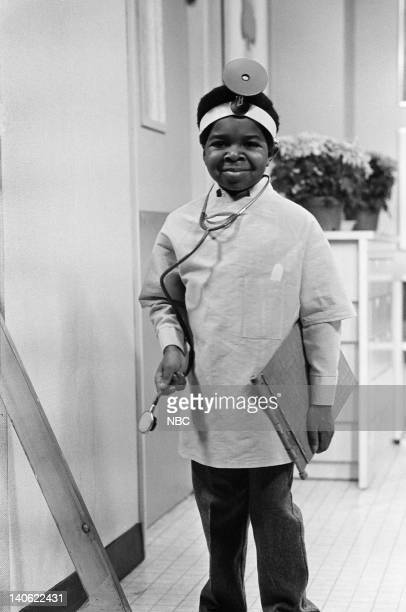 RENT STROKES 'Where There's Hope' Episode 16 Pictured Gary Coleman as Arnold Jackson Photo by Paul Drinkwater/NBC/NBCU Photo Bank