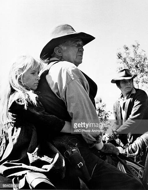 SONNETT Where There's Hope Season Two 12/20/68 Cindy Eilbacher rides with Walter Brennan and Dack Rambo as they search for a proper home for the...