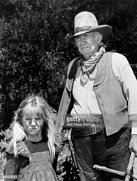 SONNETT Where There's Hope Season Two 12/20/68 Walter Brennan starring as Will Sonnett attempts to find a suitable home for Cindy Eilbacher as a...