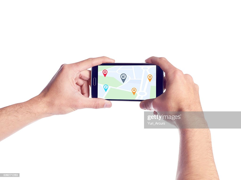 Where would you like to stop? : Stock Photo