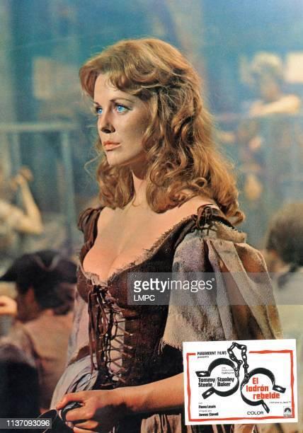 Where's Jack lobbycard Fiona Lewis 1969