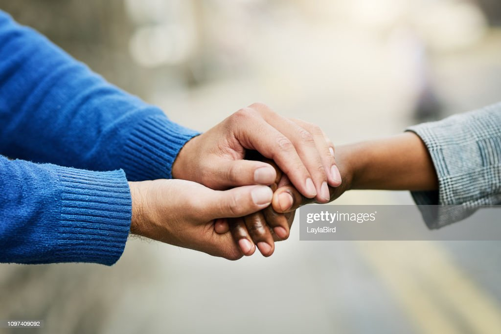 Where's my humanity if I do not show you compassion : Stock Photo