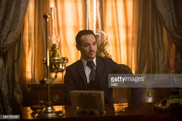 DRACULA 'A Whiff of Sulfur' Episode 2 Pictured Jonathan Rhys Meyers as Alexander Grayson