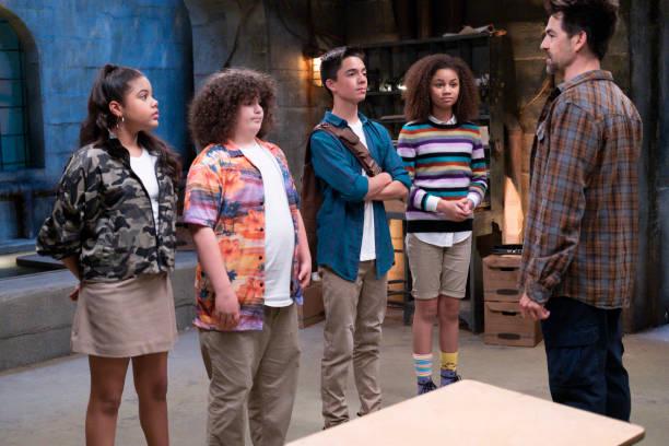 "UNS: Disney Channel's ""Upside-Down Magic"""