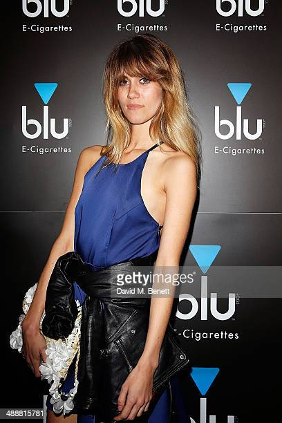 Whinnie Williams at the official UK launch of blu eCigs the premier global electronic cigarette and the start of the brand's forthcoming UK music...