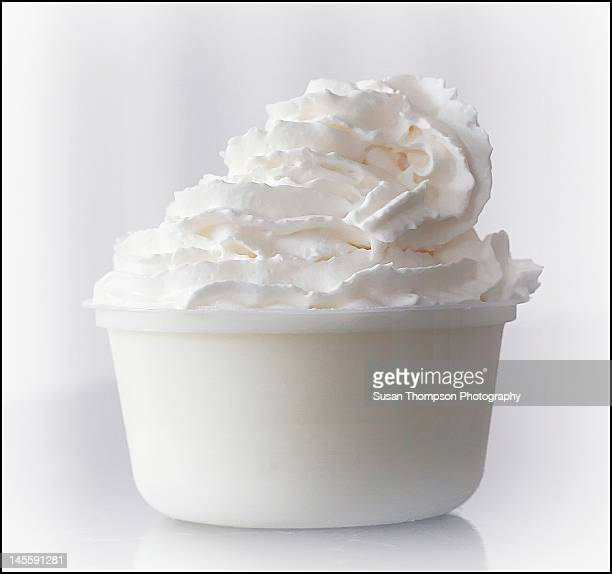 whipped cream - whipped food stock pictures, royalty-free photos & images