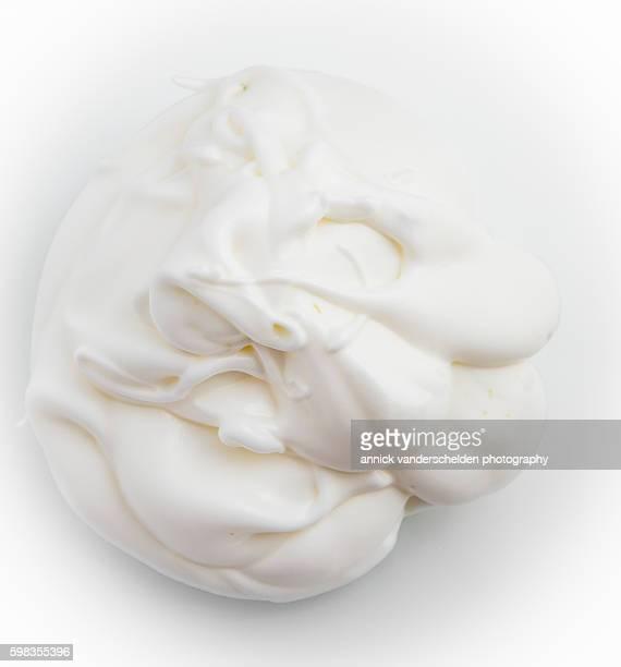 Whipped cream.