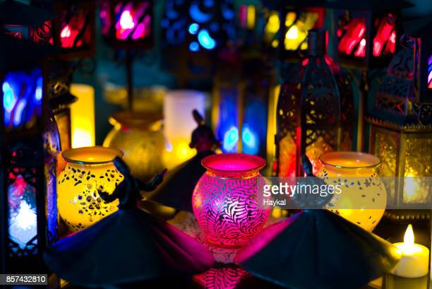 whirling dervishes - ramadan stock pictures, royalty-free photos & images