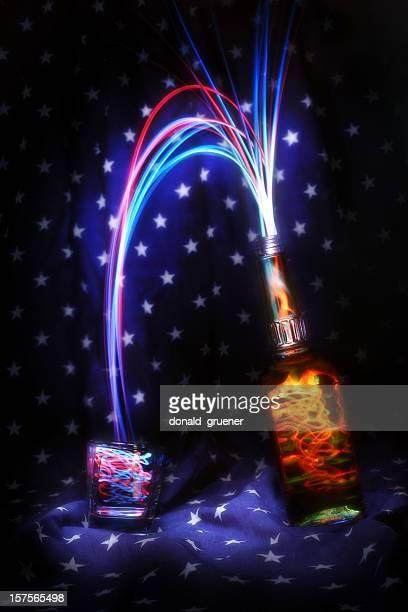 Whiskey Fireworks