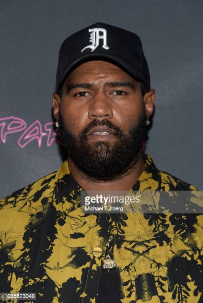 Whisky Red attends the premiere party for LookHu's Slasher Party at ArcLight Hollywood on September 18 2018 in Hollywood California