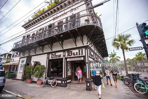 Whistle Bar The Bull in Key West, Florida, USA
