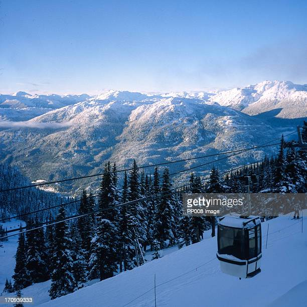 whistler, bc, canada - whistler british columbia stock pictures, royalty-free photos & images
