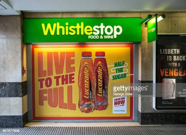 Whistlestop store at Charing Cross Station is viewed on September 13 in London England Great Britain's move toward 'Brexit' or the departure from the...