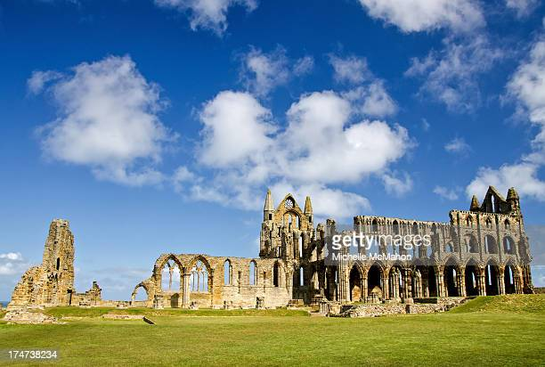 CONTENT] Whitby Abbey which is a ruined Benedictine abbey Located overlooking the North Sea and set high on a cliff above the Yorkshire seaside town...