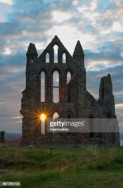 whitby done (of ) - gothic stock pictures, royalty-free photos & images