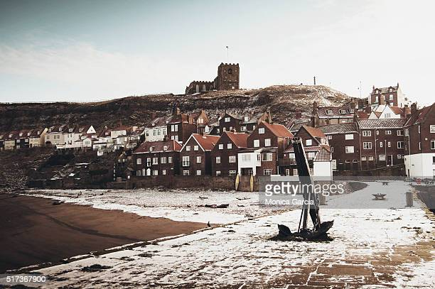 whitby - whitby north yorkshire england stock pictures, royalty-free photos & images