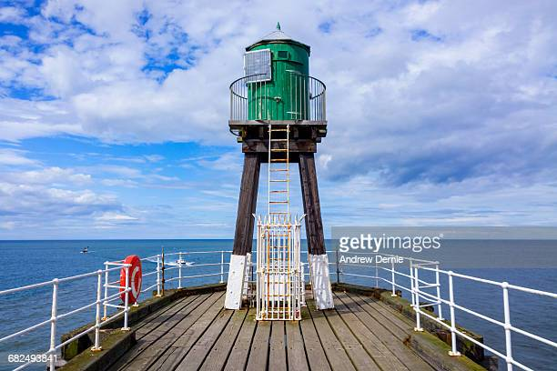 whitby pier - andrew dernie stock pictures, royalty-free photos & images