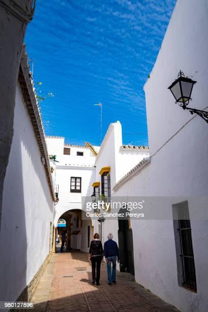 White architecture in Spain