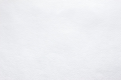 White background of watercolor paper 627391474