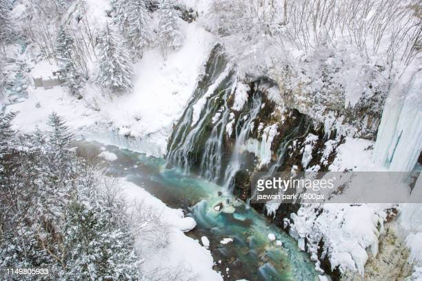 white bearded waterfall - land feature stock pictures, royalty-free photos & images