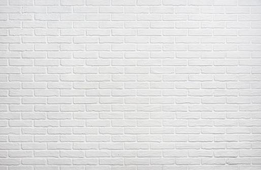 white brick wall background photo 684133544