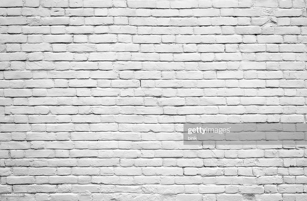 White brick background hd