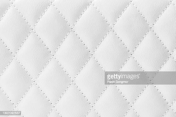 white, bronze, silver leather and texture background - leather stock pictures, royalty-free photos & images