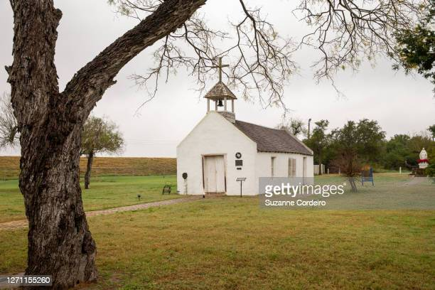 white chapel - mcallen texas stock pictures, royalty-free photos & images