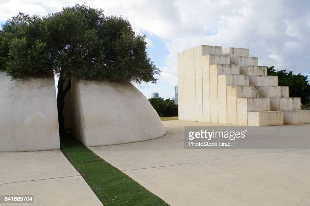 White City Statue, Tel Aviv, Israel