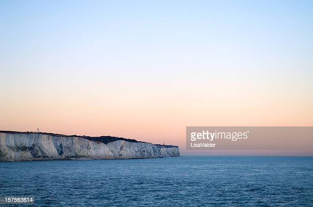 white cliffs of dover - dover england stock pictures, royalty-free photos & images