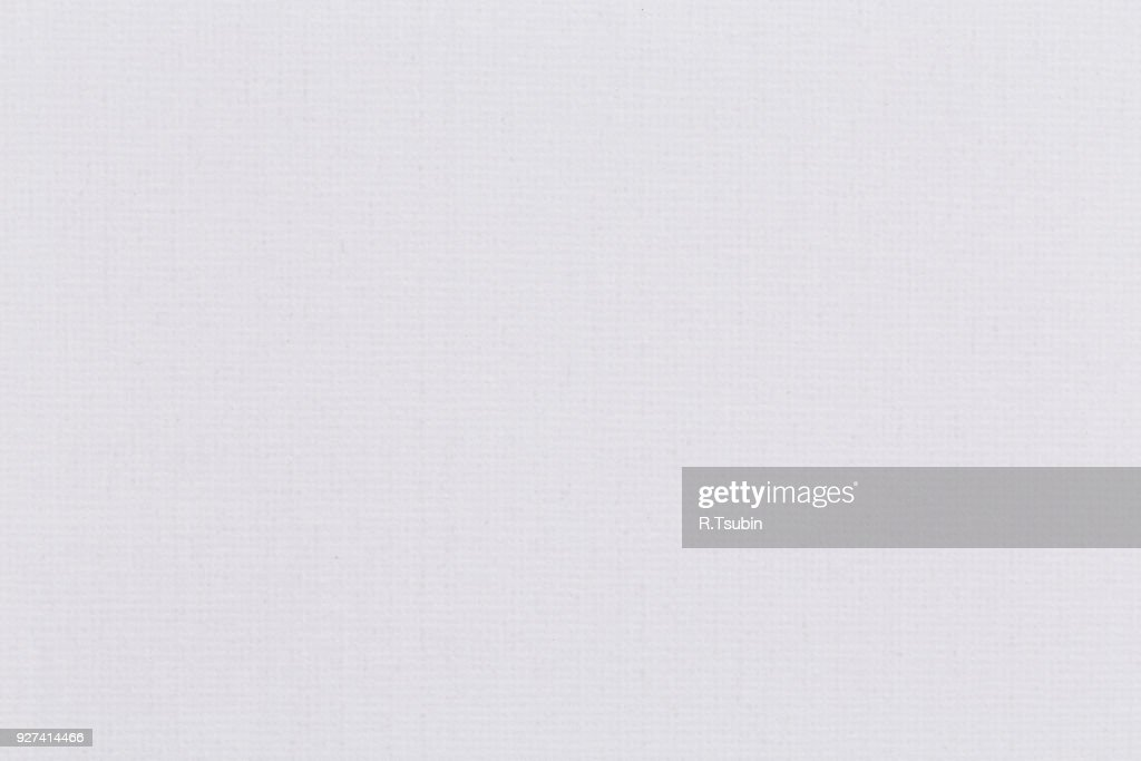 white coarse canvas texture : ストックフォト