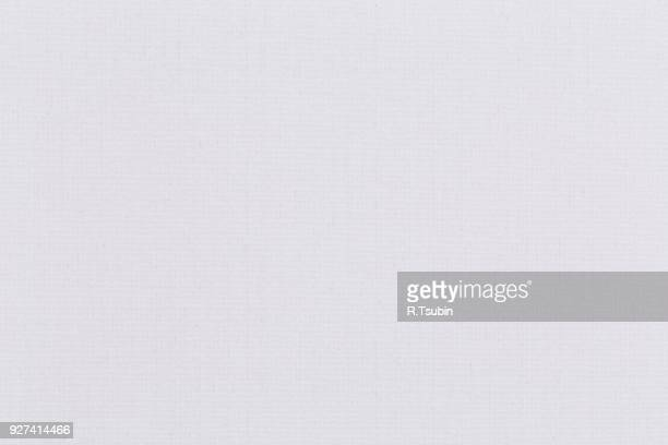 white coarse canvas texture - en papier photos et images de collection