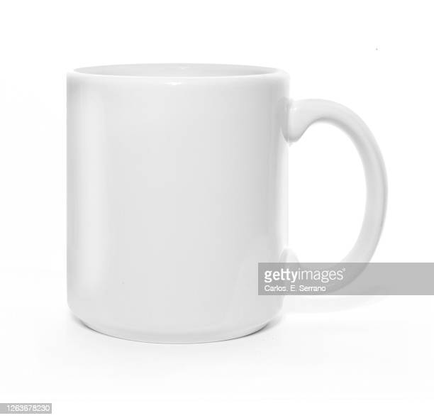 white coffee / tea cup - mug stock pictures, royalty-free photos & images