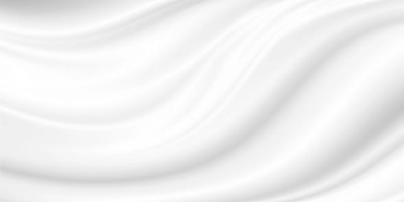 White cosmetic cream background 1152553847