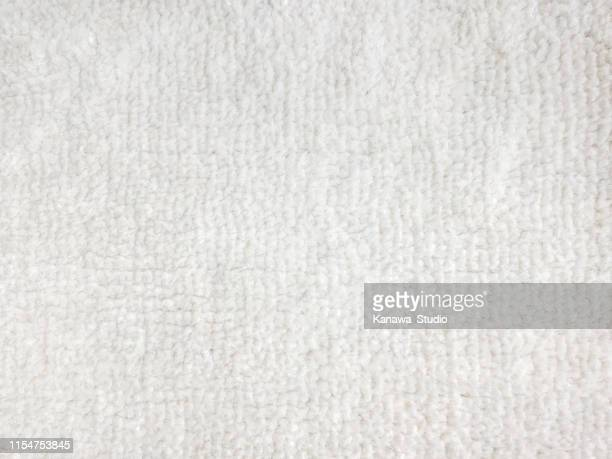 white cut pile carpet texture - fluffy stock pictures, royalty-free photos & images