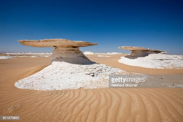 White Desert National Park, Libyan Desert, Egypt