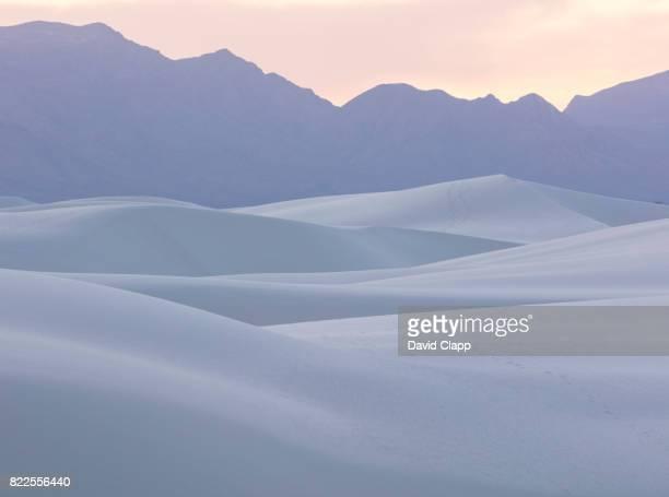 White dunes, White Sands NM, New Mexico, USA