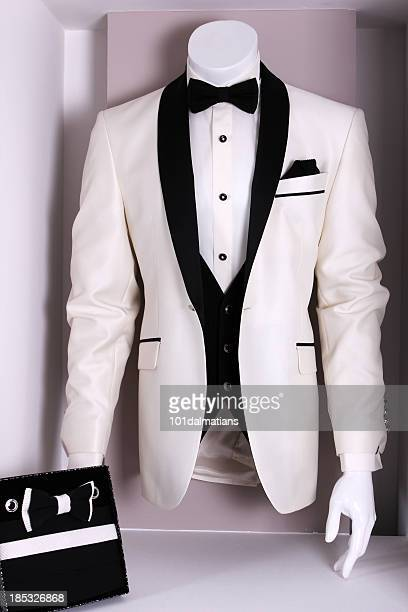 White Elegant Suit