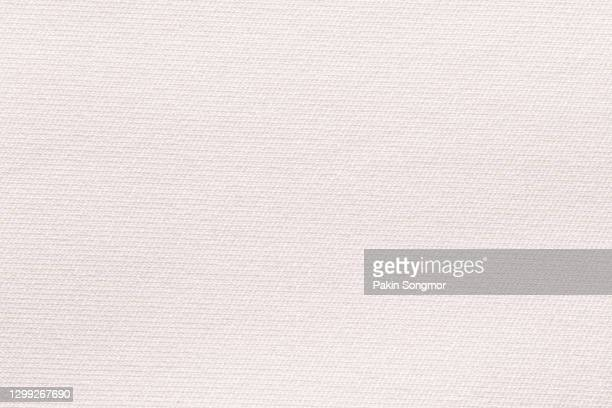 white fabric cloth polyester texture, textile background. - textile stock pictures, royalty-free photos & images