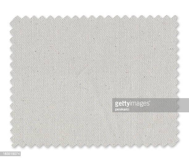 ホワイトの生地サンプル - つぎあて ストックフォトと画像