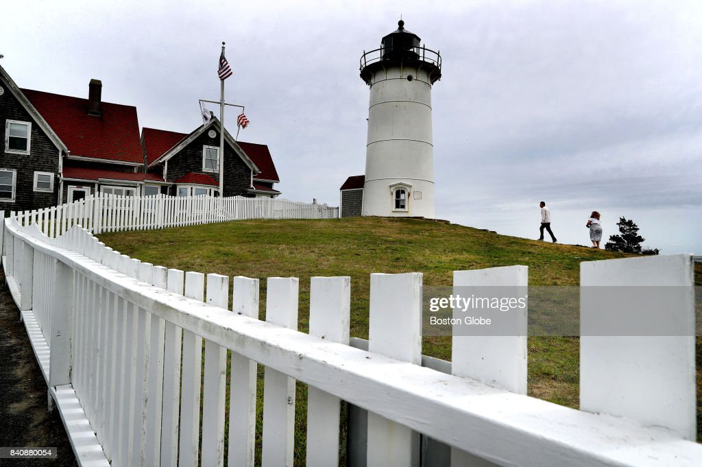 Nobska Lighthouse In Falmouth, MA Pictures | Getty Images