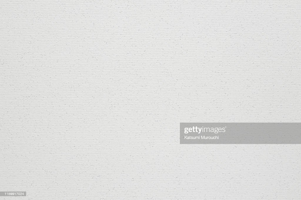 White fiber blend paper texture background : Stock-Foto
