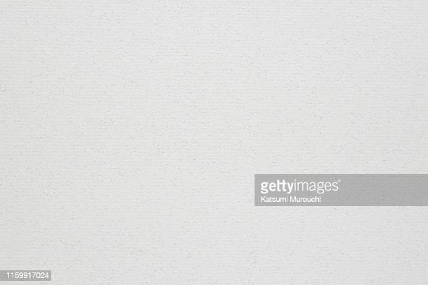 white fiber blend paper texture background - papier stock-fotos und bilder