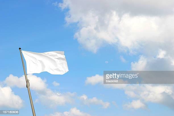 ホワイトの国旗 - 白色 ストックフォトと画像